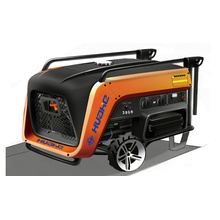 Gerador de gasolina HH3950-A (2kw / 3kw / 4kw / 5kw)