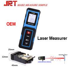 Laser afstandsmeter maatregel