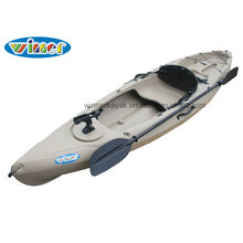 Single Sit in Plastic Fishing Kayak