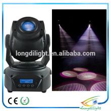 Preço de fábrica dipper grande luz movendo cabeça 60W luz LED