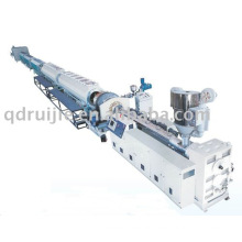 PA/PP/PE solid wall pipe plastic machinery