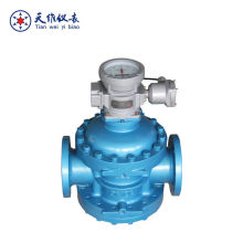 Marine Heavy Crude Oil Unloading Flow Meter