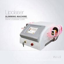 Лазерный липолиз для похудения машина