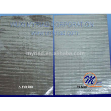 Heat Sealing Aluminum Foil Facing/aluminium material
