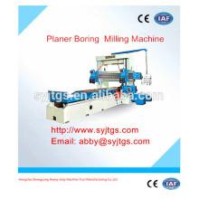 Máquina de fresagem convencional CNC de venda quente com alta precisão