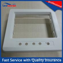 Custom Design Plastic Interphone Cover Parts PC+ABS