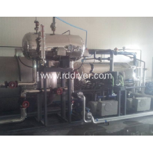 low temperature drying olive leaves equipment