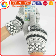 2015 Heiße verkaufende warme Handschuhe, Smartphone warme Touch Screen Handschuhe, Whoelsale Handschuhe in China