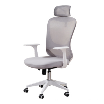 chaises de bureau chaises de bureau pu blanches personnalisées