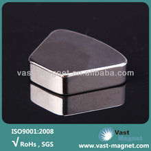 Special shape neodymium heat resistant magnets