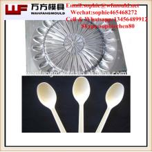 produit de moule en plastique à forte demande / production de fournisseur de porcelaine produit de moule en plastique à forte demande de cuillère
