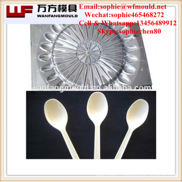 high demand plastic mould product/china supplier production high demand spoon plastic mold product