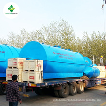 Diesel from Plastic Oil Recycling Machine