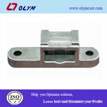 ISO9001 coulée sur mesure Insertion de fond Pièces de rechange d'investissement pièces auto