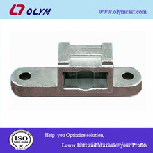 ISO9001 custom casting Bottom Insert parts investment cast auto parts