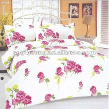 tissu imprimé large largeur pour drap de lit T / C 65/35 45x45 110x76