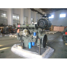 182HP Weifang Ricardo R6105IZLD generator set diesel engine