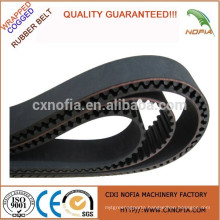 Power Sacing Ribbed V-belt with Wide Top Width and Thin Thickness