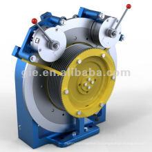 0,63 м / с синхронный бесщеточный двигатель лифта с постоянным магнитом