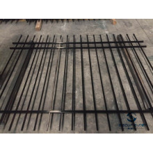 Wrought Iron Metal Ornamental Fence