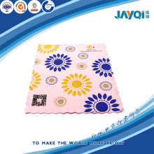 Silk Printing Logo Glasses Cleaning Cloth