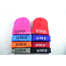 Satu Warna Custom Knit Beanie Hat