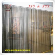 Dekorative Maschendraht- / Kettenglied-Vorhang-Masche mit billigem Preis