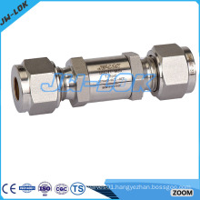Stainless steel non return valve for air compressor