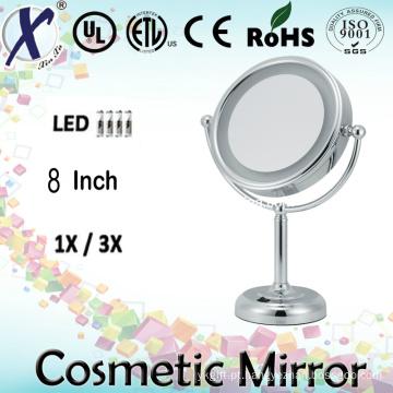 8′′ clássico espelho cosmético