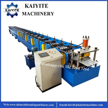 Color Steel IBR Wall Panel Roll Forming Machine