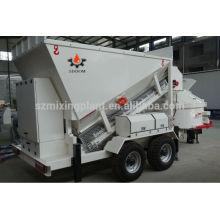 Малогабаритное бетонное производство мобильное применение на заводе бетонных заводов
