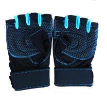 Moitié Finger Fitness Gants Poids Levage Bodybuilding Workout Gym Formation Gant