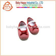 Красная Мечта платье обувь сладкий ребенок хлопок обувь дешевый опт