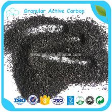 Carbono ativado granular com base de carvão para tratamento de esgoto para venda
