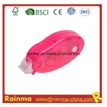 Cinta de corrección de color rosa para las niñas de la escuela