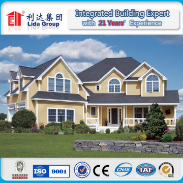 Estrutura de aço Casa Confortável