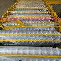 Corrugación baldosas para techos hoja doble capa Rolll forma la máquina