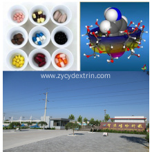 Fast Delivery for China factory of Cyclodextrin Inclusion Compound, Beta Cyclodextrin Compound Salicylic Acid / Hydroxypropyl beta Cyclodextrin Complex export to Dominican Republic Wholesale