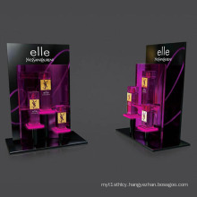 Hot Selling Acrylic Cosmetic Countertop Display Stand