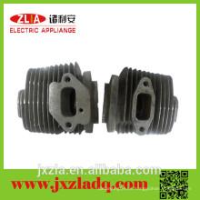 CNC de alta calidad que mecaniza el cilindro de las piezas auto del bastidor 46F