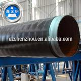 API 5L 3PE Coating Steel Pipe for underground water