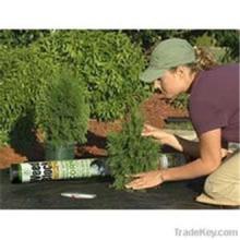 100% PP Tissu de contrôle des mauvaises herbes / PP tissé Tissu