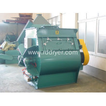 Double Shaft Paddle Stainless Steel Mixer with Super Mixing Speed
