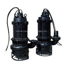 Submersible sewage slurry pumps