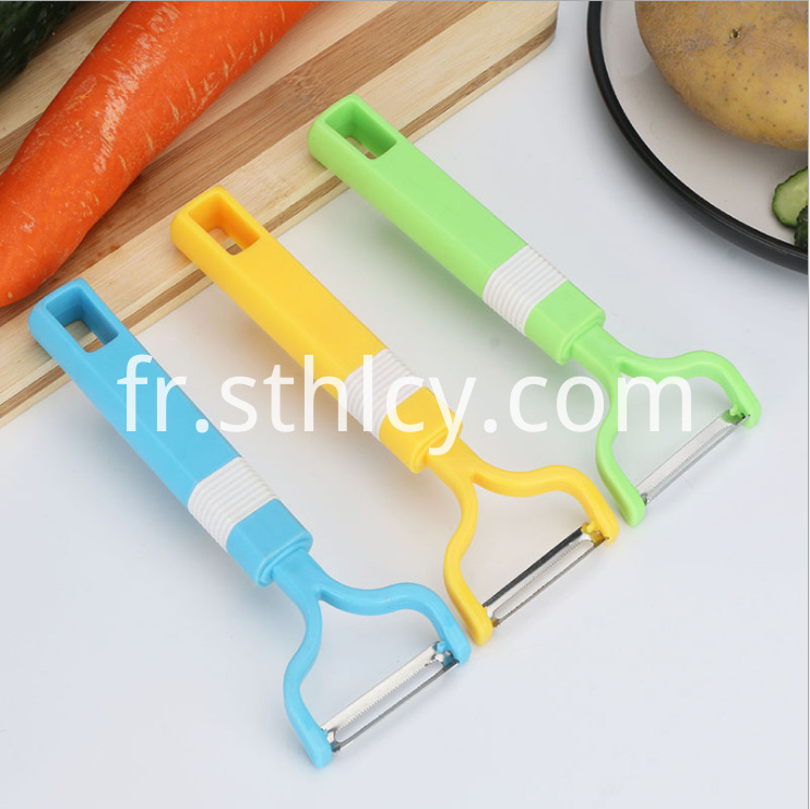 Stainless Steel Vegetable Peeler1