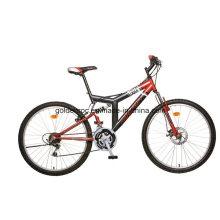 """26 """"bicicleta de montanha de armação de aço (2605)"""