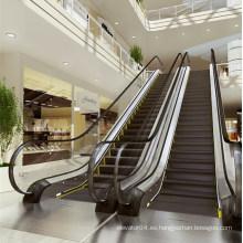 Escaleras mecánicas comerciales con 30 grados 1000mm ancho de paso Vvvf Control