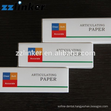 High Quality Dental Supplier Medical Articulating Paper