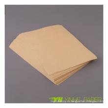 Оптовая Продажа Коричневый Крафт Изготовление Стикера Бумаги