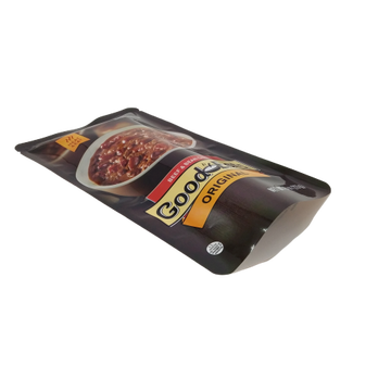 Meterai Panas High Barrier Multi-layer Plastic Retort Pouch